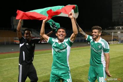 Мениджъри от 5 държави гледаха триумфа на Лудогорец в Бургас