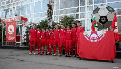 Огромен скок в продажбата на акции на ЦСКА и нова мащабна сделка
