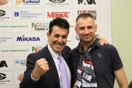 Никола Гърбич: От сега чувствам, че мога да направя големи и хубави неща с Перуджа