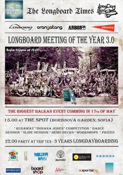 Longboard Meeting of the Year 3.0