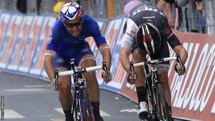 Насер Буани спечели 7-мия етап от Обиколката на Италия