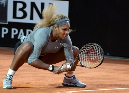 Серина Уилямс се класира на полуфинал в Рим