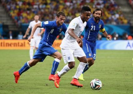 Англия – Италия: пет дискусионни точки