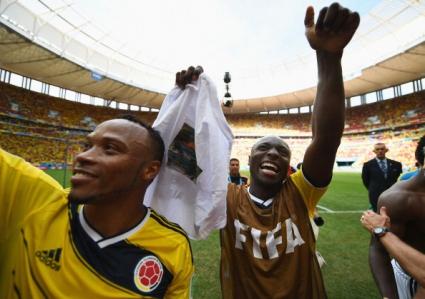 Гърция и Япония класираха Колумбия в топ 16