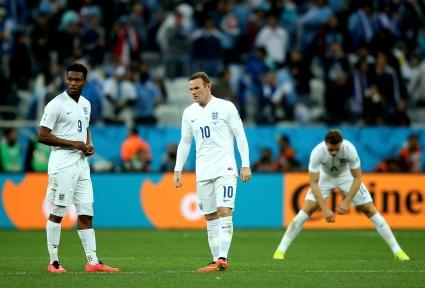 Условията, при които Англия може да излезе от групата