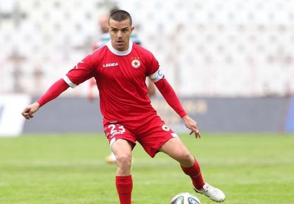 Футболисти на ЦСКА и други клубове масово подкрепиха Бадема