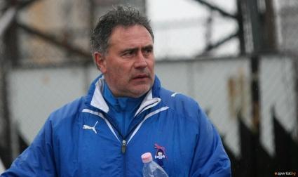 Боримиров освободи още един треньор от школата
