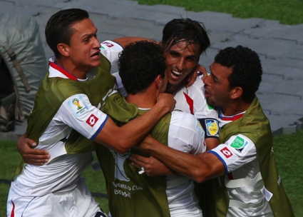 Голмайсторът Руис е играч на мача между Италия и Коста Рика