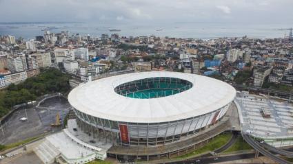 Стадионът в Салвадор е орисан за много голове