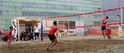 В Кърджали започнаха олимпийските квалификации в група G по плажен волейбол