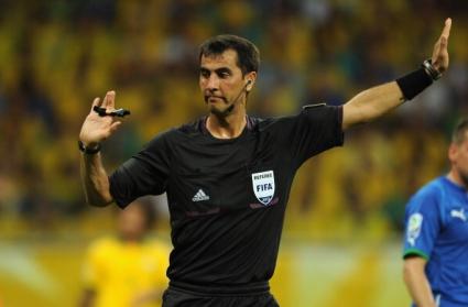 Съдия от Узбекистан ще ръководи мача Хърватия - Мексико