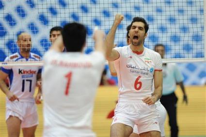 Иран разгроми резервите на Италия с 3:0
