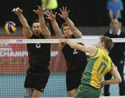 Австралия излъга Канада с 3:2 в Едмънтън