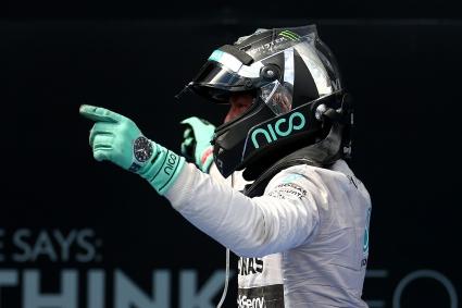 Нико Розберг спечели Гран при на Австрия