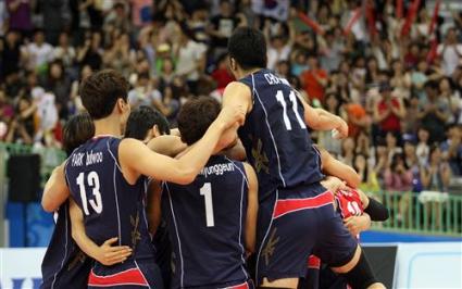Република Корея с втора победа в Световната лига след 3:0 над Чехия