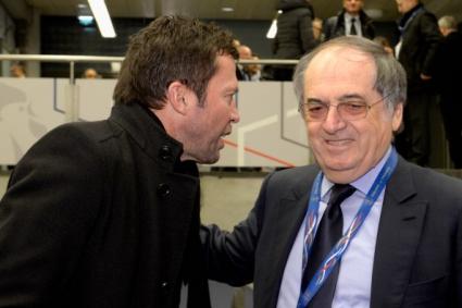 Президентът на Френската федерация: Отборът е млад и не се е доказал напълно