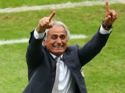 Вахид Халилходжич: Посвещавам успеха на алжирския народ