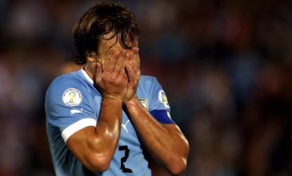 Лугано с емоционално послание към уругвайския народ