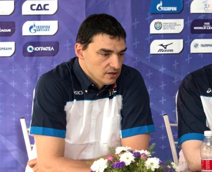 Владо Николов: Ако възстановим Соколов, победа над Сърбия е напълно реална