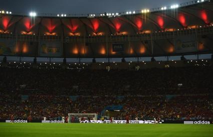"""ФИФА разпореди да не се тренира на """"Маракана"""", за да бъде запазена тревата"""