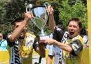 ФК Бастун е големият шампион на Ариана Аматьорска лига 2014