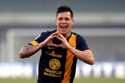 Рома отмъкна цел номер едно на Ювентус