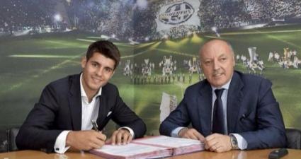 Мората е играч на Ювентус, Реал получи 20 милиона евро