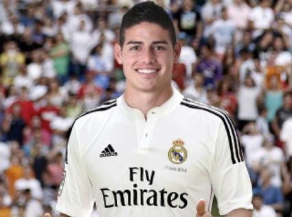 Официално: Хамес Родригес е играч на Реал Мадрид