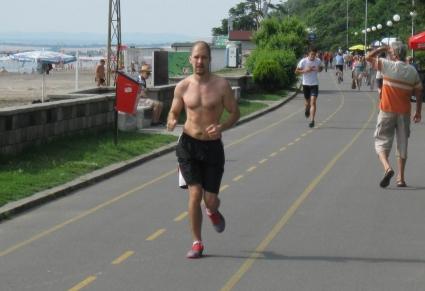 Цветан Бахчеванов: Бягането е като живота, иска се постоянство