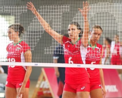 България срещу Казахстан на полуфинал в Гран При в Самоков