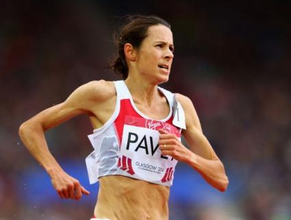 40-годишната Пейви се готви да бяга и на Игрите на Британската общност през 2018 г.