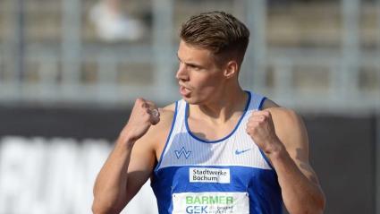 Ще има ли Германия европейски шампион на 100 м 32 години по-късно?