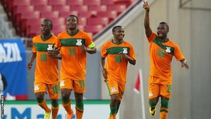 Замбия назначи временен национален селекционер