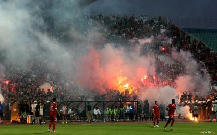 В Румъния мечтаят за агитката на ЦСКА