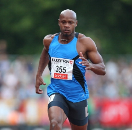 Асафа Пауъл доближава границата от 10 секунди в спринта на 100 метра
