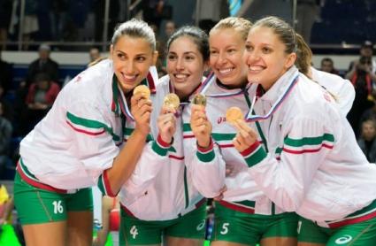 Волейболистките на България се преместиха в Самоков