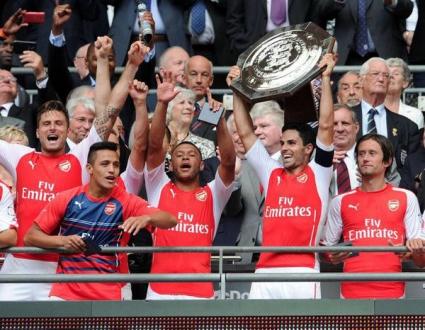 Артета е новият капитан на Арсенал
