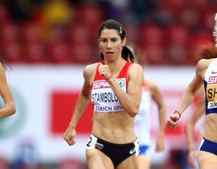 Ваня Стамболова се класира за полуфиналите на 800 метра