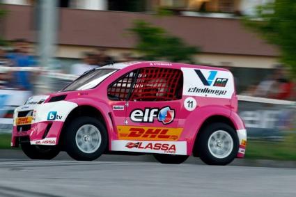 В розовата кола: Диана Стоянова