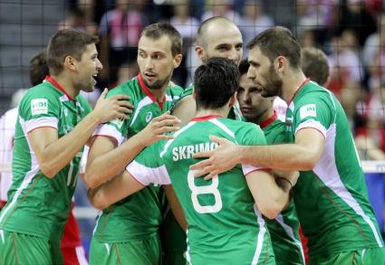 България завърши с измъчено 3:2 над Китай в Краков