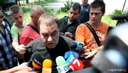 Сензационно изявление на Иво Иванов: Най-вероятно ЦСКА няма да има лиценз за Европа през следващите 3 години