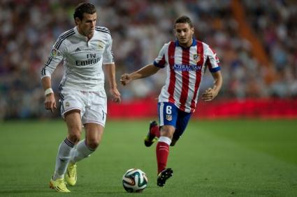 Голово реми с първи гол на Хамес в дербито между Реал и Атлетико за Суперкупата (видео + галерия)