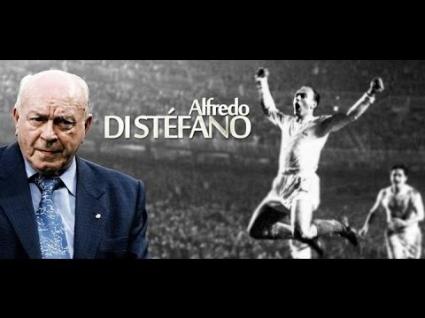 Реал почете Ди Стефано (видео)