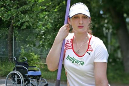 Даниела Тодорова със сребро на ЕП по лека атлетика за хора с увреждания