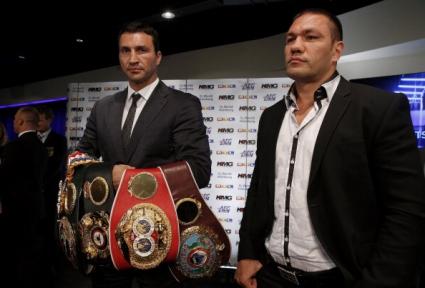 Topbet.eu: Това ще е най-тежкият мач в кариерата на Владимир Кличко