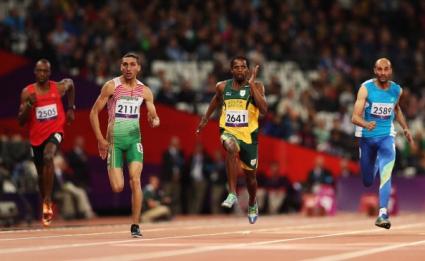 Радослав Златанов с европейско злато на 100 метра