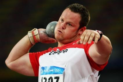 Армстронг ще получи бронза в тласкането на гюле от Пекин 2008