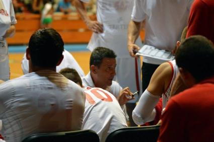Пиянски скандал в националния отбор по баскетбол