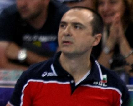 Радо Стойчев взима асистент от националния на България в Тренто