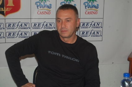 Матушев: Нямам какво да коментирам - концентрираме се за мача с ЦСКА